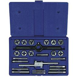 Machine Screw//Fractional Irwin Tools 1835091 Performance Threading System Tap and Die Set 40-Piece