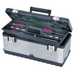 20 in. Stainless Steel Toolbox