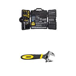 STANLEY STMT73795 Mixed Tool Set, 210-Piece with Adjustable