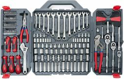 Crescent 170 Pc. General Purpose Tool Set With Case
