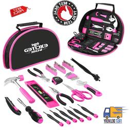 Tool Set 69 Piece Mechanic Carpentry Household Women Ladies