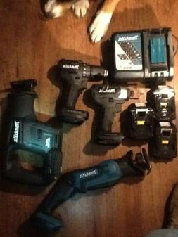 Makita Tool Set