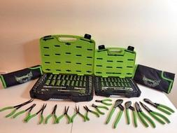 Monster Tools 105 PC Professional Mechanic Socket & Plier To