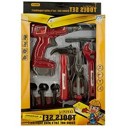 Kid's Toy Tool Set