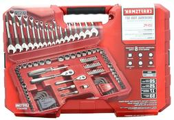 NEW Craftsman 115 pc. Universal Mechanics SAE/Metric Tool Se