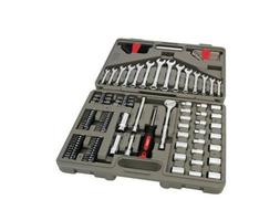 UpTo 24 NEW at MostElectric: 128 PIECE CRESCENT MECHANIC 3/8