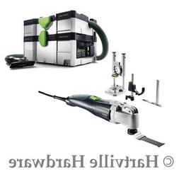 FESTOOL VECTURO 400 OS EQ MULTI-TOOL SET & CT SYS EXTRACTOR