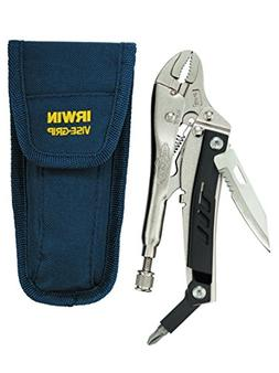 IRWIN VISE-GRIP Locking Multi-Pliers with Wire Cutter and Po