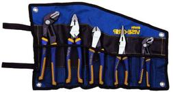 IRWIN Tools VISE-GRIP Pliers Set, 5-Piece Traditional and Gr