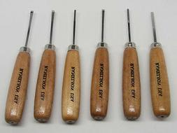 wood carving chisels tool set 116m woodworking