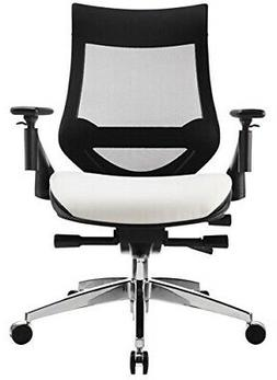 WorkPro® 1500 Series Bonded Leather Mid-Back Multifunction
